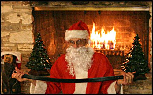 Santa has a lean six sigma black belt